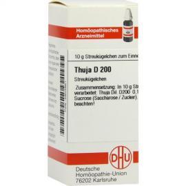 туя 200 гомеопатия инструкция