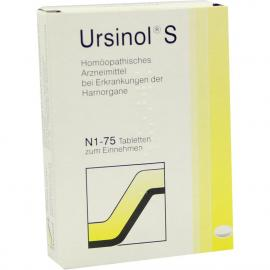 Ursinol S Tabletten