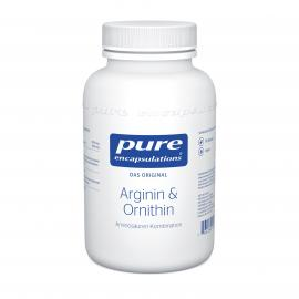 Pure Encapsulations Arginin+ornithin Kapseln